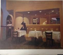 Night Hawk Cafe By David Well Roth - $70.00