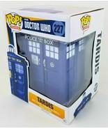 Doctor Who BBC Funko POP! Tardis 6-Inch Vinyl Figure #227 (Super-Sized) RARE - $110.00