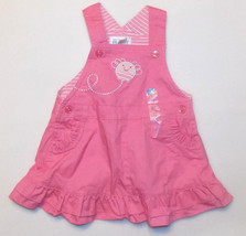The Children's Place Infant Girls Pink Dress Jumper Size 3-6 Months NWT - $9.09