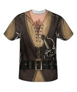 The Princess Bride Montoya Adult Sublimation Costume T-Shirt (Adult Medium) - £26.30 GBP