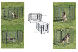 "EMPIRE EX PENS for DOGS - 48"" Extra Heavy Duty Exercise Pen for Your Dog... - $356.35"