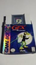 Gex: Enter the Gecko for the Nintendo Game Boy Color - $8.99
