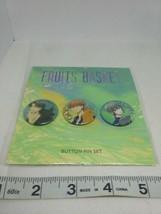 Fruits basket anime kawaii pin badge button lot set  - $18.95