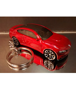 Dark Red 2014 BMW M4 Key Chain Ring - $14.24
