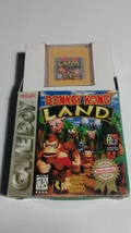 Donkey Kong Land for the Nintendo Game Boy  - $9.99