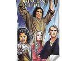 The Princess Bride Poster Sublimation Fleece Blanket