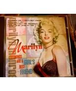 MARILYN MONROE CD DIAMONDS ARE A GIRL'S BEST FR... - $8.00