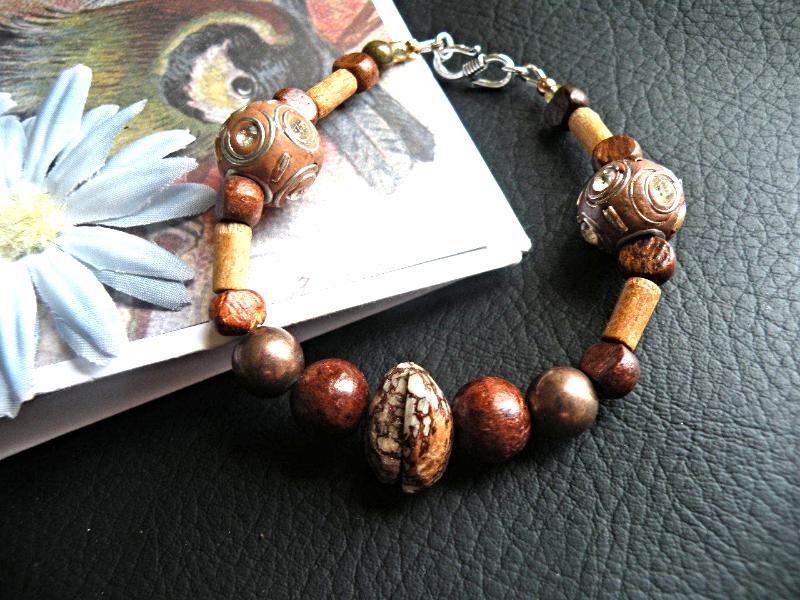 Handmade Bracelet ~ Do you have a Gypsy Soul?