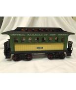 Jim Beam Passenger Car Train Decanter Central Railroad of NJ - $58.05