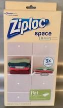 """Ziploc Vacuum Seal Storage Bags Medium Size 3 Pack - 18"""" X 22"""" - Sweater... - $9.94"""
