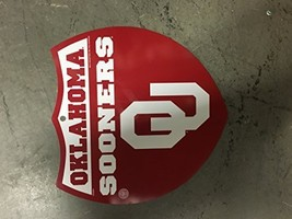 "Oklahoma Sooners 12 x 12"" Interstate Street Sign - $13.61"