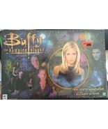 Milton Bradley 2000 Buffy the Vampire Slayer 4 in 1 Board Game Complete ... - $106.25