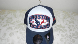 Houston Texans NFL Hat Baseball Cap Large-XLarge New with Tags NWT - $16.99