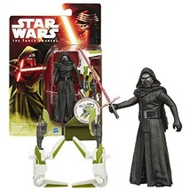 Hasbro Year 2015 Star Wars The Force Awakens Series 4 Inch Tall Action Figure -  - $24.99