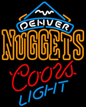Coors Light NBA Denver Nuggets Neon Sign - $699.00