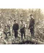 The Lumber Jacks vintage Photograph - $10.00