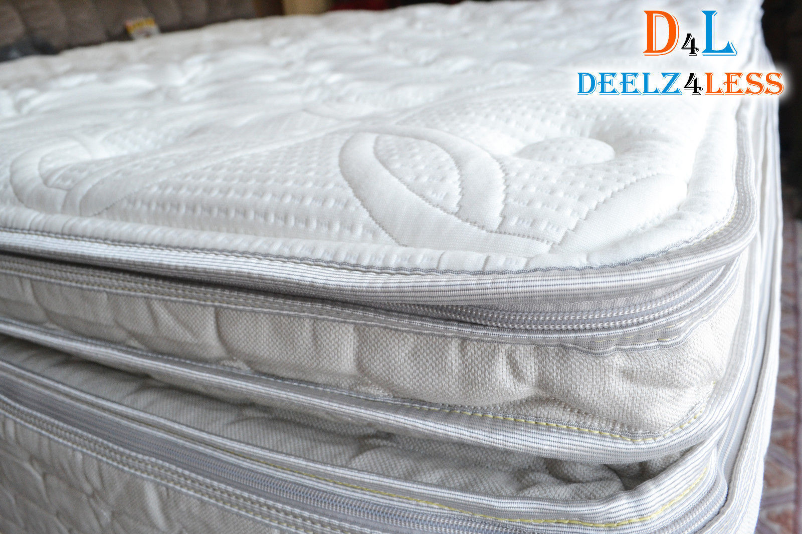 Select fort Sleep Number Queen Size i8 Mattress Model