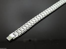 Stainless Steel Bracelet 8 1/2 Inch Long 14mm wide - $39.59