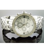 JoJino  Men's Diamond Watch 0.25 ct.silver tone - MJ1054 - $176.22