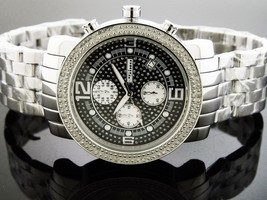 JoJino Men's Diamond Watch 0.25ct.dark face  MJ1055A - $176.22
