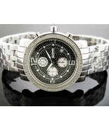 JoJino Men's Diamond Watch 0.25ct.dark face  MJ1055A - $176.22