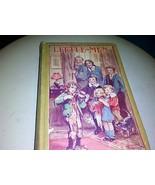 Little Men By Louisa May Alcott 1928 First Edition Saalfield Pub. Illust... - $100.00