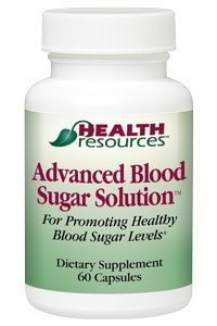 Advanced Blood Sugar Solution (60 capsules)