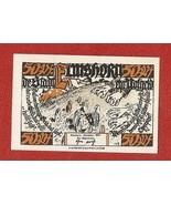 Germany Notgeld 50 pfennig 1921 Schleswig Holst... - ₨272.65 INR
