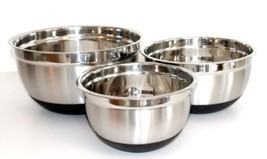 Libertyware Stainless Steel Mixing Bowl Set - $49.95