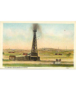 An Oil field Amarillo Texas Vintage Post Card  - $6.00