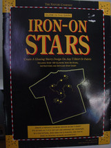 Iron On Transfer of Glow in the Dark Stars  - $3.99