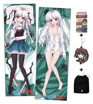 New Sigtuna Julie Anime Dakimakura Japanese Body Pillow Cover ADP63019 - $29.99