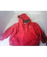 Toddler boy Red zip up Nike hoodie size 24 months - $10.00