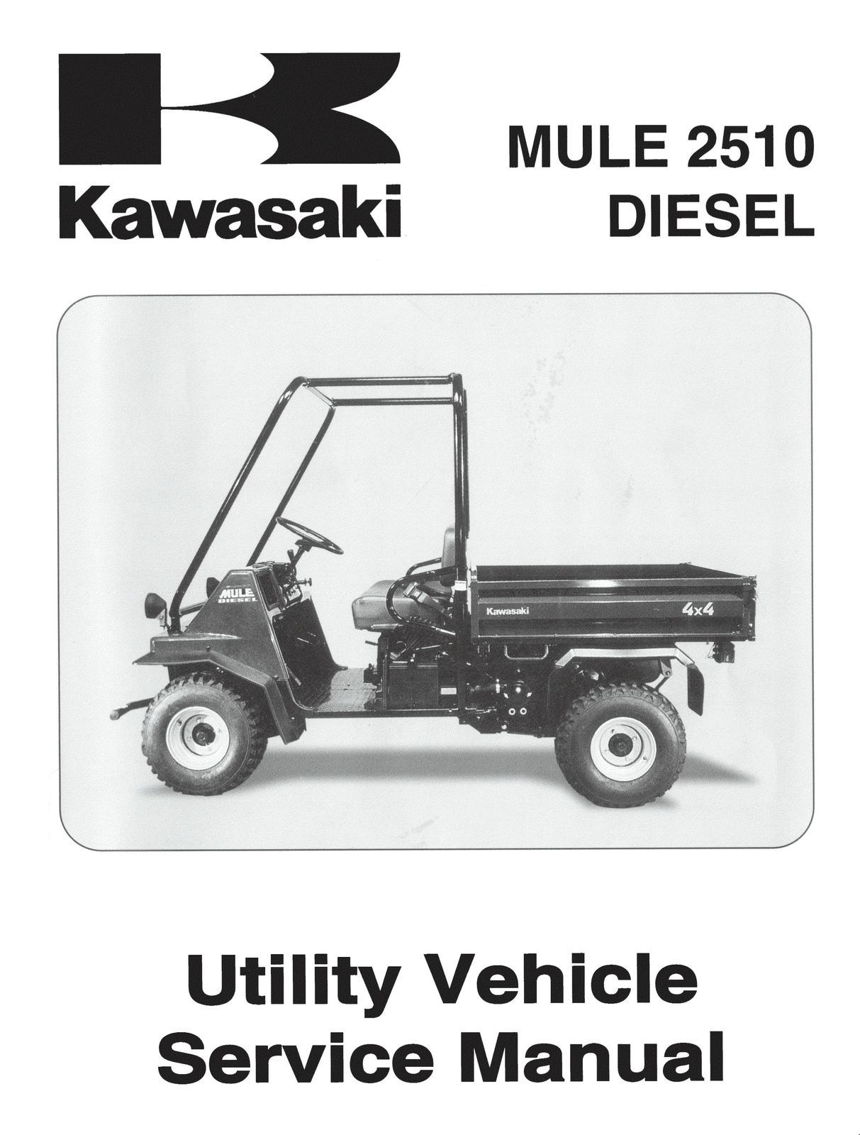 Pages from kawasaki mule 2510 diesel service