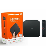Xiaomi Mi Box S 4K HDR Android TV Streaming Media Player w/Google Assistant - $44.97