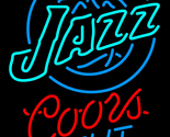 Coors light nba utah jazz neon sign 24  x 24  thumb155 crop