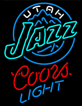 Coors Light NBA Utah Jazz Neon Sign - $699.00