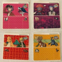 Pokemon Nintendo DS Skin Stickers Decals TCG POP League Official CHOICE Designs - $4.99