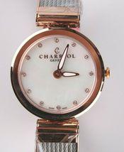 Charriol Women's Forever Diamond Dial Stainless Steel Quartz Watch FE32102005 image 5