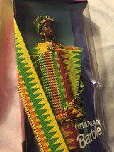 1996 DOTW Ghanian Barbie #15303 Collector Edition - $38.99