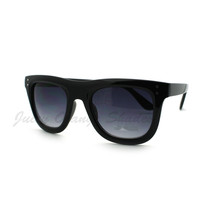Womens Chic Smooth Square Frame Sunglasses Trendy Model Shades - $7.95