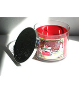 Bath Body Works Red Velvet Cheer 3-Wick Scented... - $22.97
