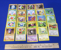 Pokemon Card Deck 175 Nintendo Creature Gamefreak  Lot of 23 - $10.88