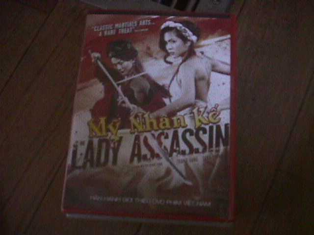 Primary image for MY NHAN KE LADY ASSASSIN NEW SEALED VIETNAMESE   DVD FOREIGN
