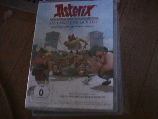 Primary image for ASTERIX  CHILDREN'S DVD  NEW SEALED  FOREIGN  REGION B  DVD REGION 2