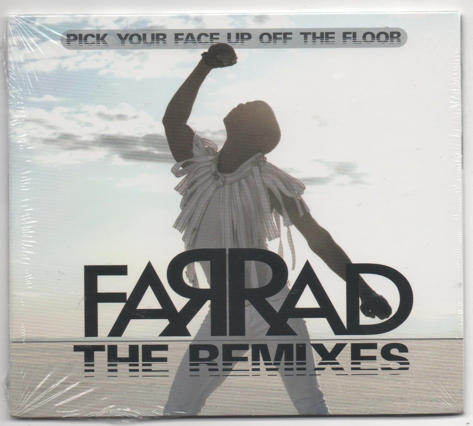 Primary image for Farrad Pick Your face up off the Floor Limited Edition 2009 Promo CD Remixes