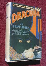 Bram Stoker DRACULA , the rare BELA LUGOSI Phot... - $1,587.00