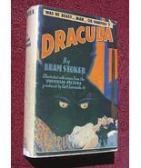Bram Stoker DRACULA , the rare BELA LUGOSI Photoplay with a dust jacket.  - $2,300.00
