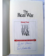 Richard Nixon THE REAL WAR signed to Art Linkletter (Drugs LSD associati... - $2,940.00