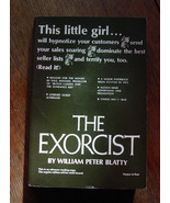 William Peter Blatty THE EXORCIST Advance Readi... - $643.50